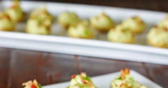 The Kitchen is My Playground: Creamy Bacon Guacamole ...