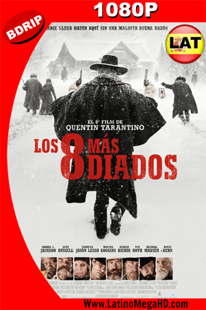 Los 8 Mas Odiados (2015) Latino HD BDRIP 1080P ()