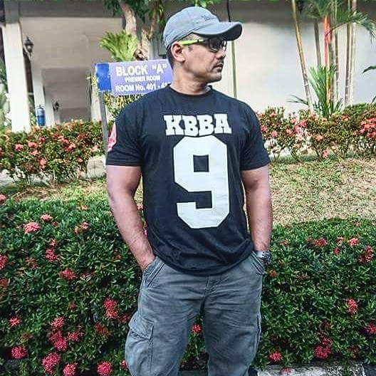 T Shirt KBBA9 Edisi Khas Di Buka Untuk Jualan