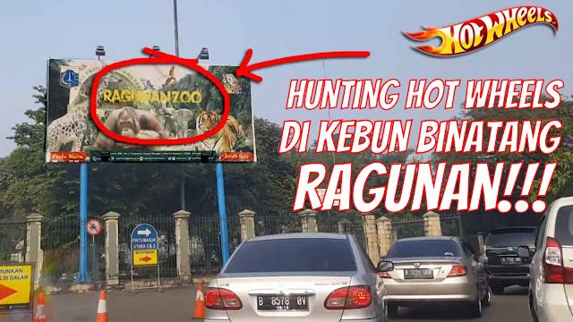 Hot wheels hunting indonesia