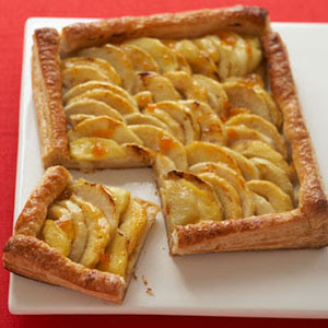easy apple tart dessert