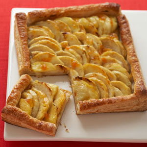 easy apple tart dessert
