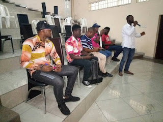 OMPAN Meets With Rivers State Electoral Commission (RSIEC) Towards The Forth Coming Election  - Popnews.com.ng