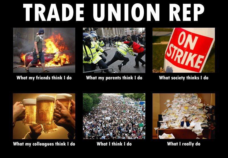 John S Labour Blog Trade Union Rep