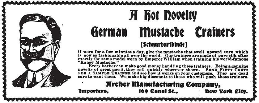 """Résultat de recherche d'images pour """"kaiser moustache trainer"""""""