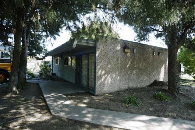 rumah tempat membantaian dan pembunuhan oleh marcus wesson