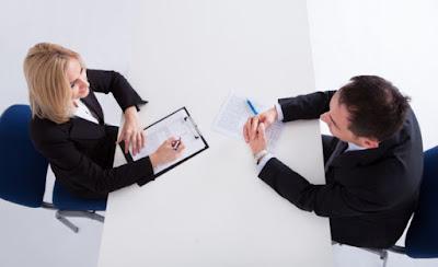 Wawancara Kerja Pertama