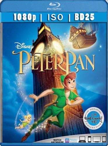 Peter Pan 1953 The Signature Collection Latino [BD25] [1080p] Latino [GoogleDrive] TeslavoHD