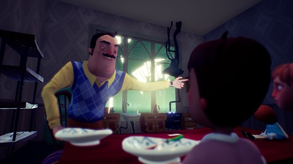 Hello Neighbor Hide and Seek PC Full Español