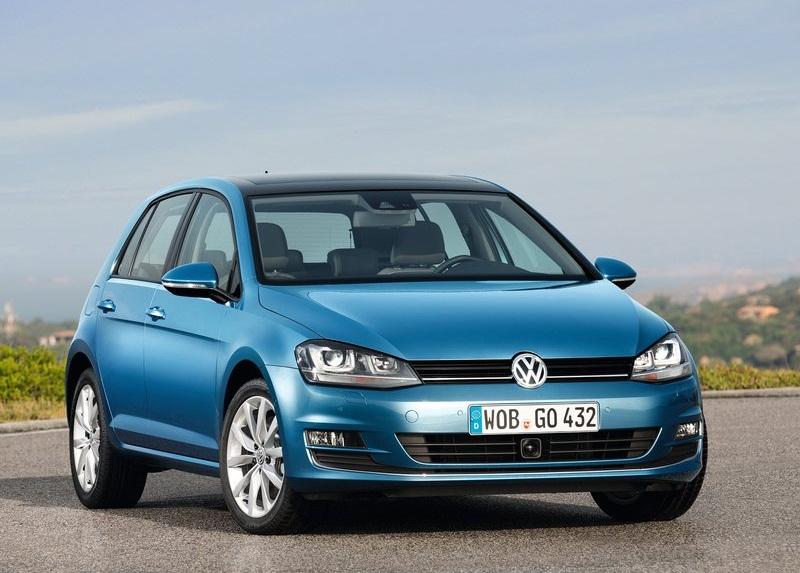 Sport Car Garage: Volkswagen Golf (2013