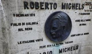 Verano Roma - Tomba Michels  - Foto Carlo pompei copyright