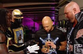 The Club WWE Goldust Cody Rhodes Dusty Runnells R-Truth Gallows Anderson