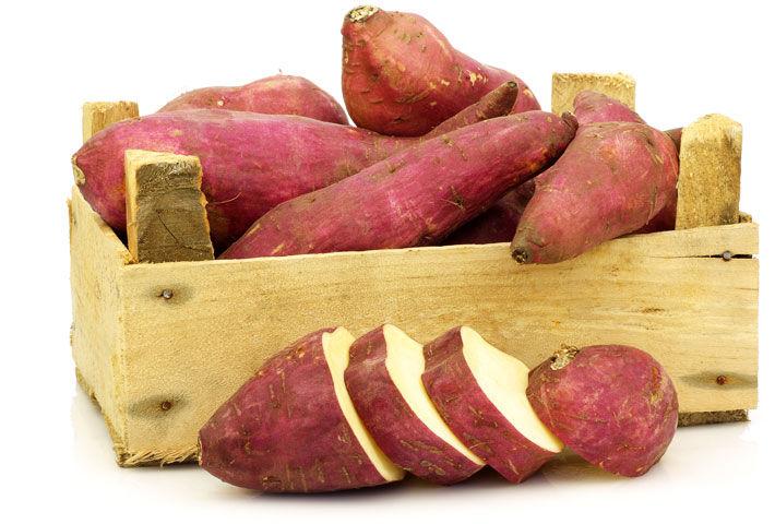 Alimentos que Você pode Comer a vontade sem engordar/batata doce