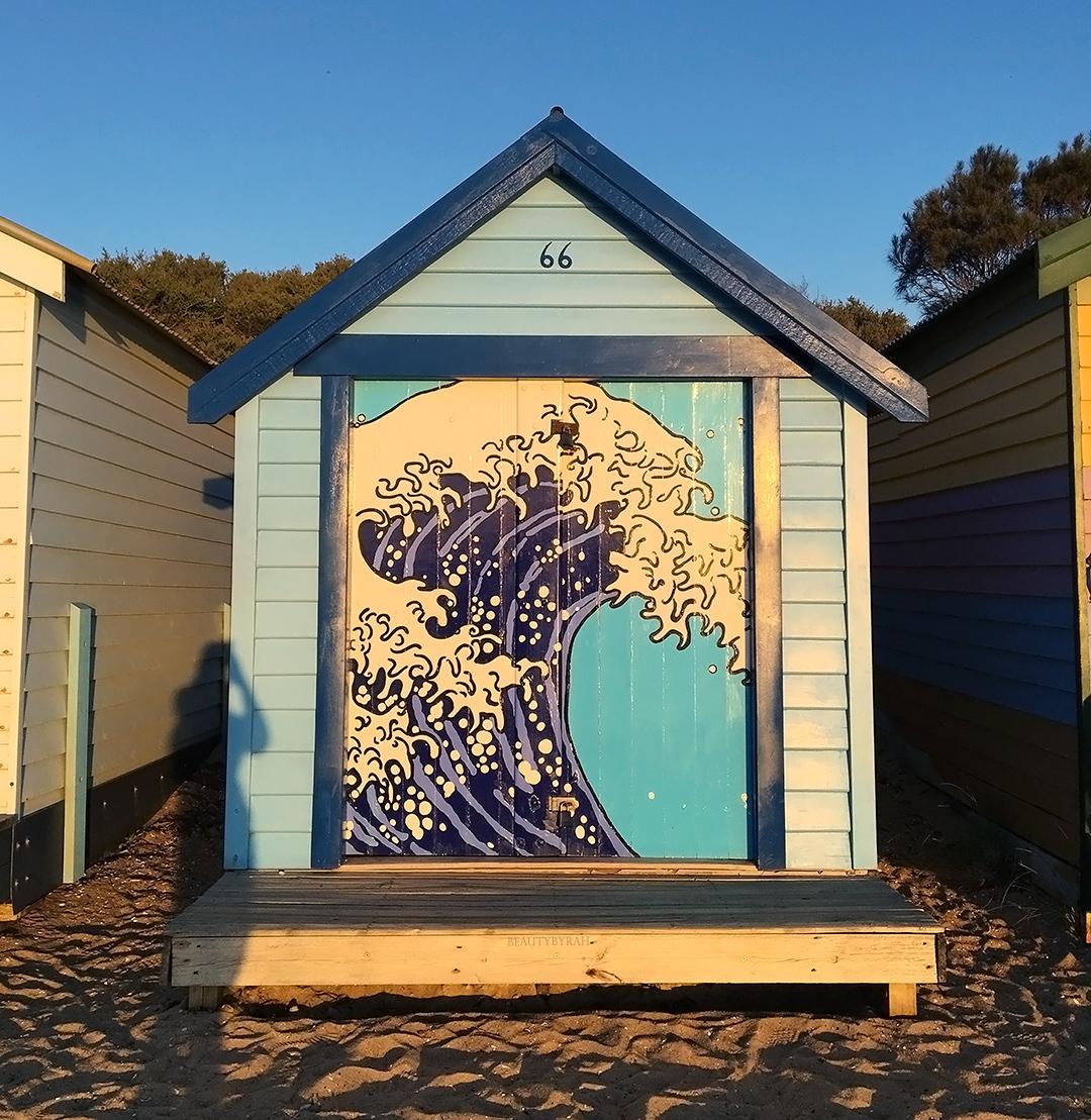 My Solo Travel Guide to Melbourne Brighton Beach