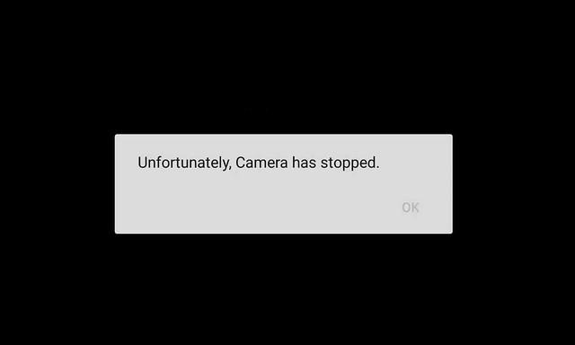 حل مشكلة عدم  فتح الكاميرا في الأندرويد