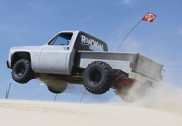 The Roadkill Muscle Truck
