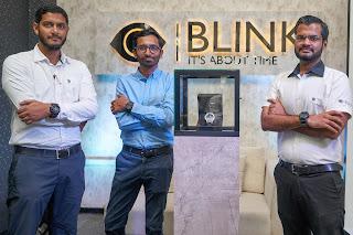 Yaasir Nizam - Group Head of Strategy Rainco (Pvt) Ltd, Faris Fausz - Group CEO and Muhammed Mansoor - Director of Blink