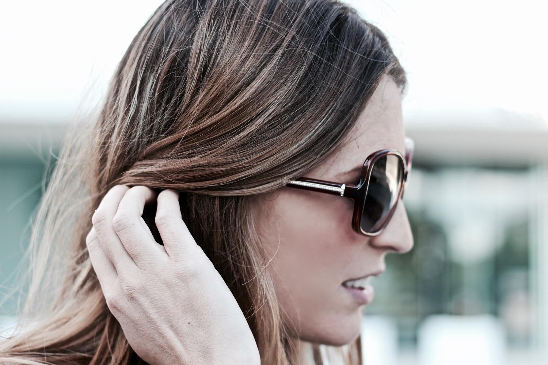 gafas de sol con brillantes