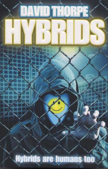 Hybrids by David Thorpe book cover