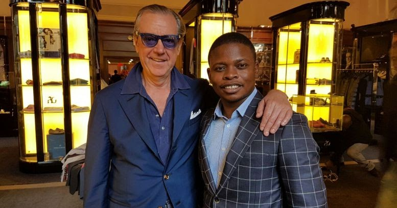 Prophet Shepherd Bushiri Spotted With Billionaire Angelo