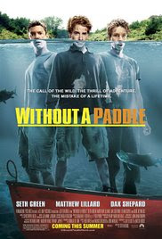 Without a Paddle Poster