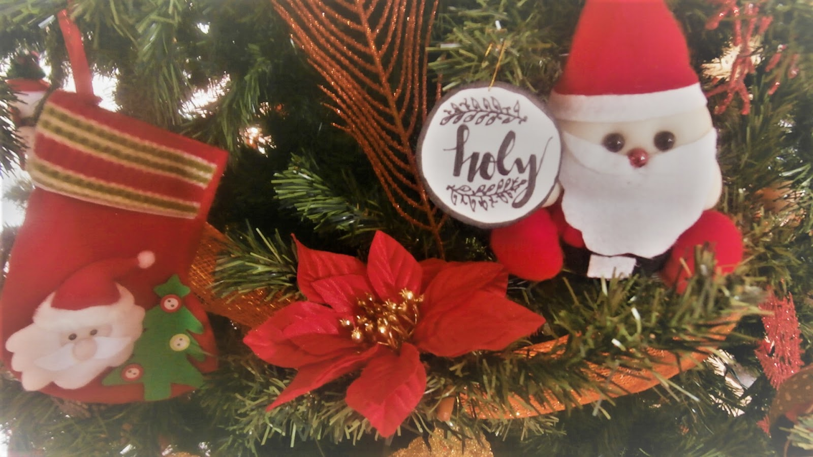 Ornamentos en foami para el rbol de navidad rosennette - Ornamentos de navidad ...