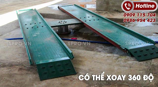 Cầu nâng 1 trụ nv4000 giá rẻ