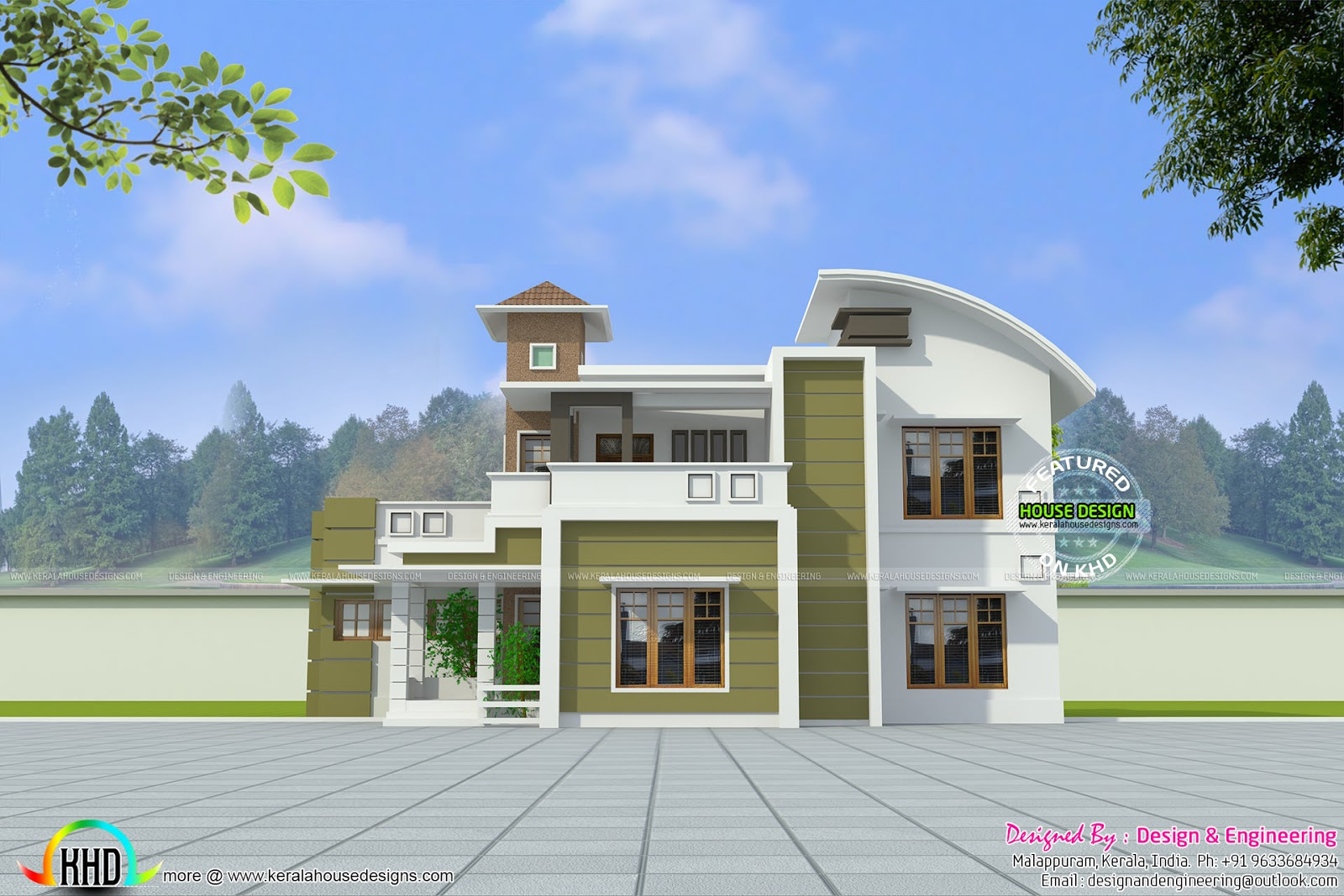 Good Civil Engineering House Design