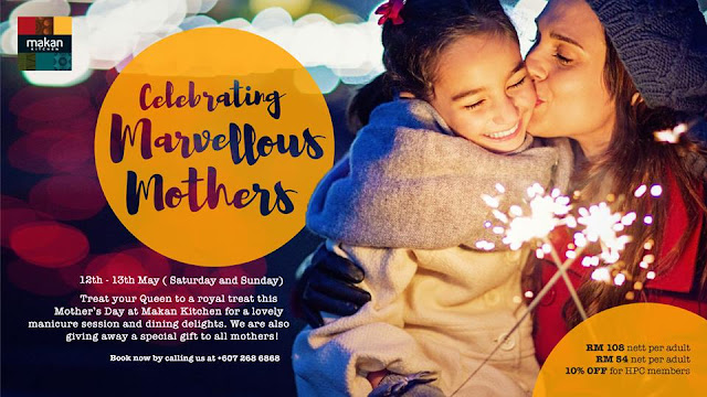 Image result for mothers day double tree makan kitchen