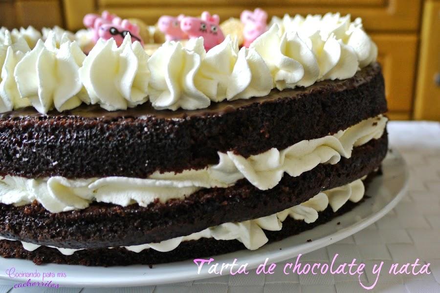 Las 5 Mejores Tartas De Chocolate Para Celebrar Un Cumpleanos - Tartas-cumpleaos
