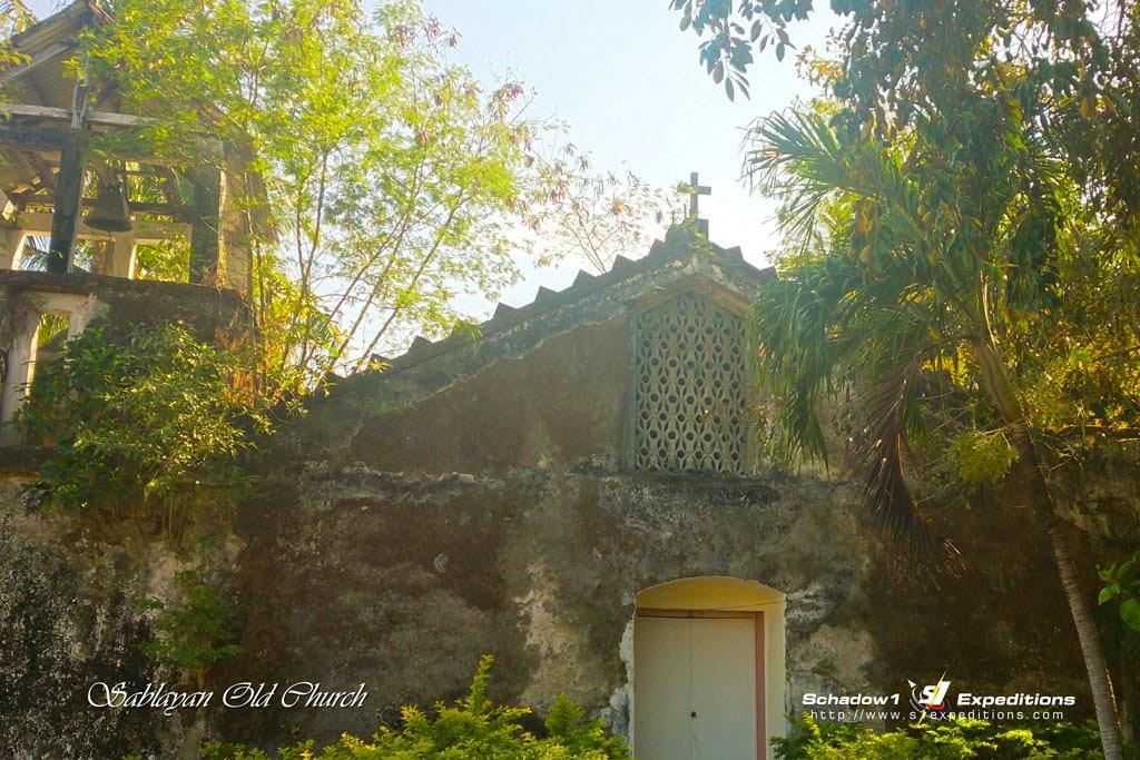 Old Church - Sablayan Occidental Mindoro - Schadow1 Expeditions