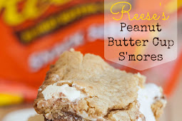 Best Reese's Peanut Butter Cup S'mores Recipe