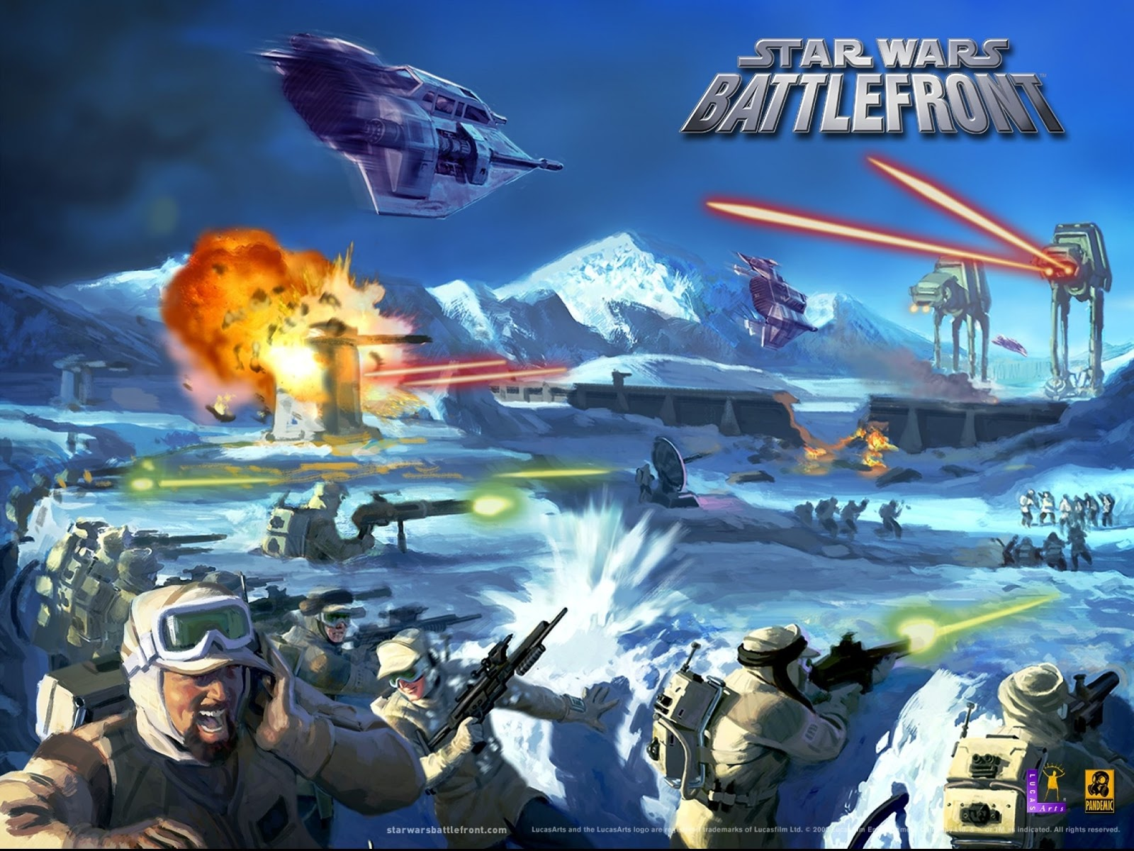 Star Wars Battlefront 3 Wallpapers