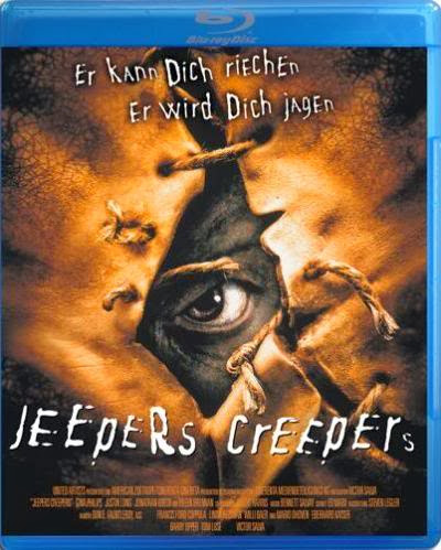 Jeepers Creepers 2001 Hindi Dubbed Dual BRRip 300mb