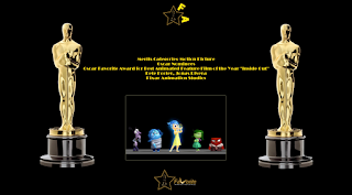 oscar favorite best animated feature film award inside out