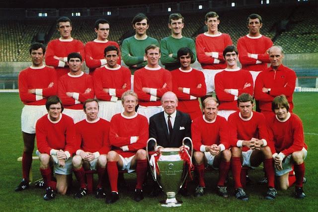 Grandes Times: o Manchester United de 1964-1969