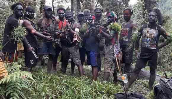 Semakin Brutal, Kelompok Bersenjata Papua Perkosa Penduduk