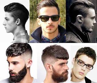 Rekomendasi Gaya Rambut Pria Terbaru 2016