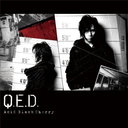 Acid Black Cherry - Q.E.D. [FLAC   MP3 320 / CD]