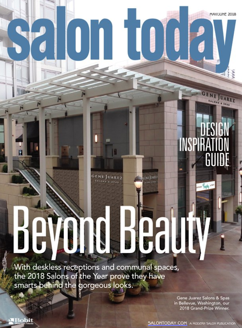 We're In Salon Today Magazine!