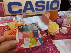 Sebagai sebuah produsen kalkulator, Casio adalah sebuah nama tersendiri yang patut menjadi pilihan utama, pertama kali hadir di Jepang, perusahaan Casio Computer di dirikan oleh Tadao Kashio.    Dalam kesempatan kali ini Casio Kalkulator juga akan memberikan hadiah kepada para blogger ke Jepang, dengan menuliskan pengalaman tentang hal-hal kecil yang bisa meningkatkan mood booster dan meningkatkan produktivitas.