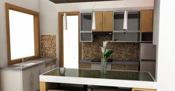 tips mendesain dapur minimalis modern terbaru 2016
