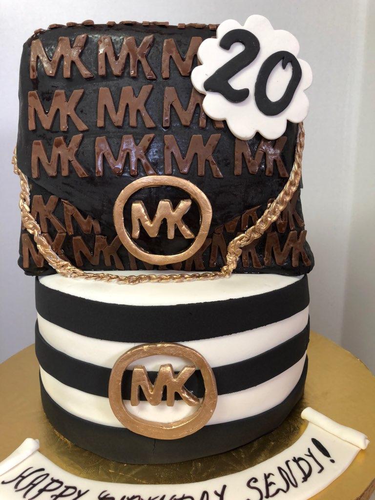 Sweets By Elena Mk Purse Birthday Cake