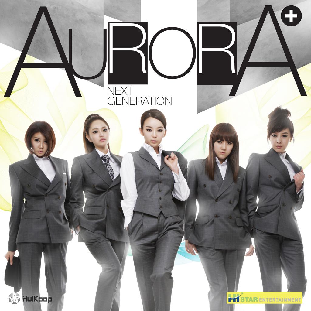 Aurora – Aurora Plus – EP