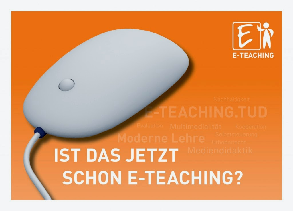 E-teaching_Postkarte