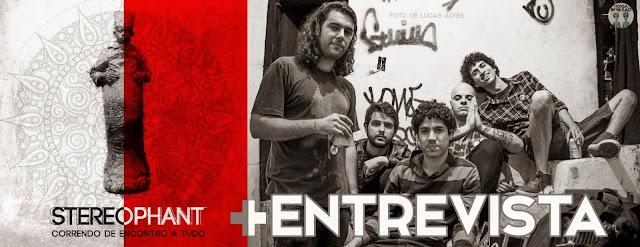 Stereophant: Correndo de Encontro a Tudo + Entrevista