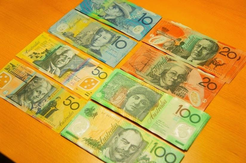 [澳洲工作假期系列] 澳幣通貨 & MYKI 2