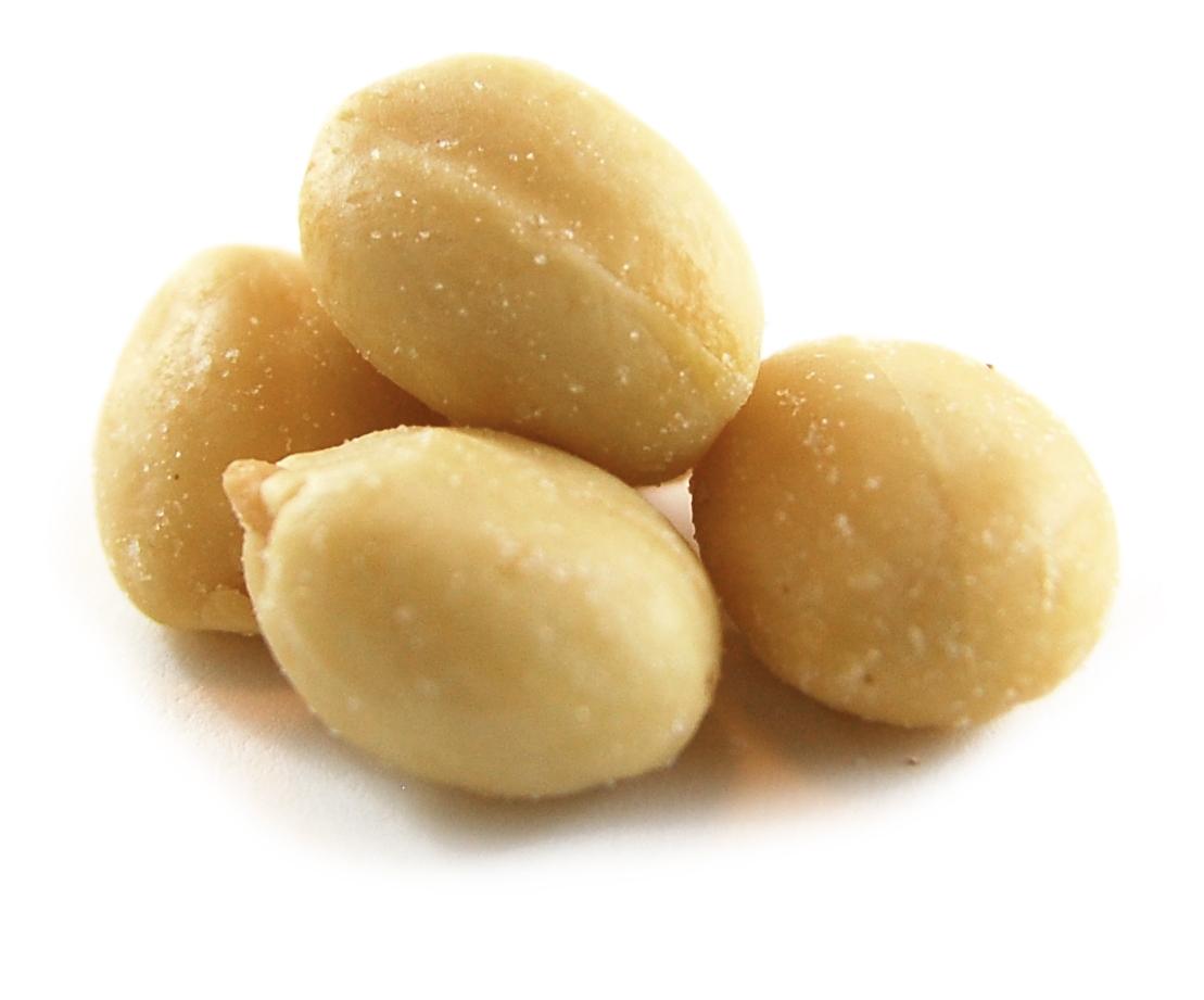 Roasted peanuts (花生, Huā shēng)