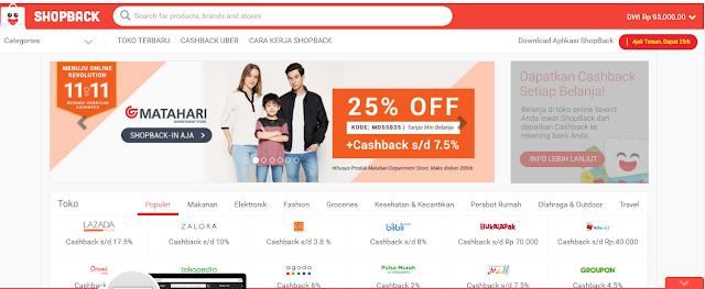 Cara Mudah Mendapat Cashback Atau Diskon Di Situs Online