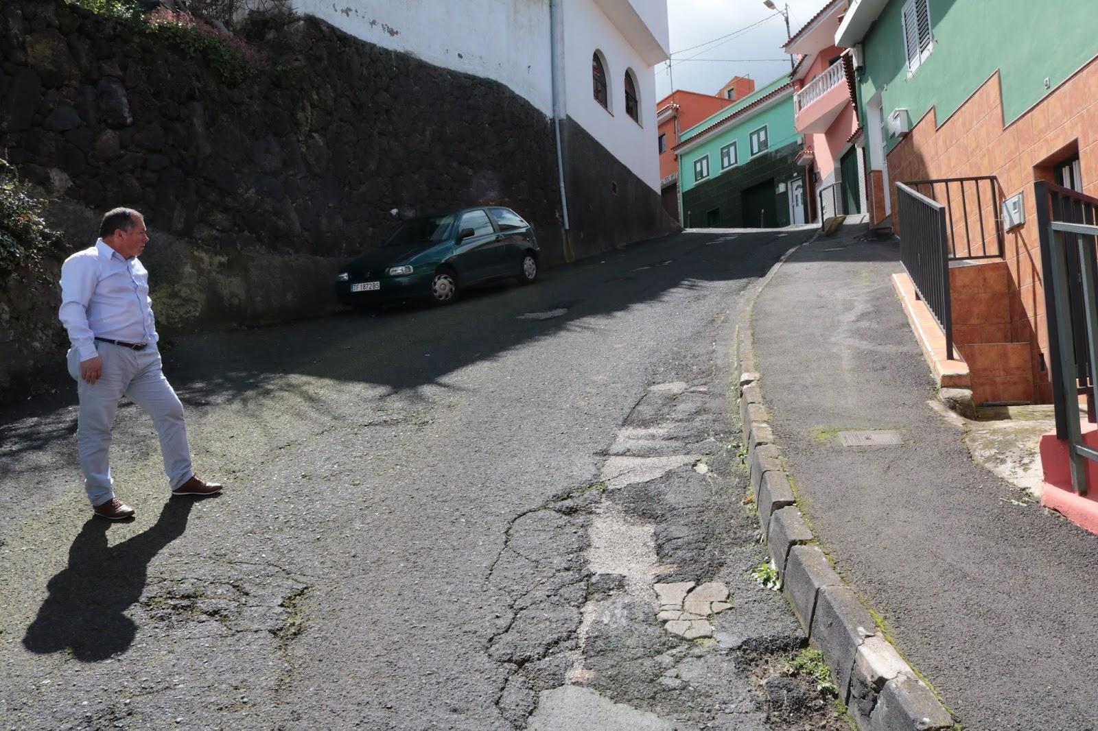 Radio realejos fm 107 9 el ayuntamiento mejora la - Recogida aguas pluviales ...